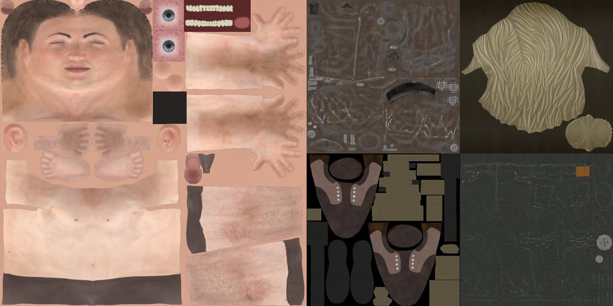 Realizzazione animazione 3D - Texturing - Emmebistudio.com