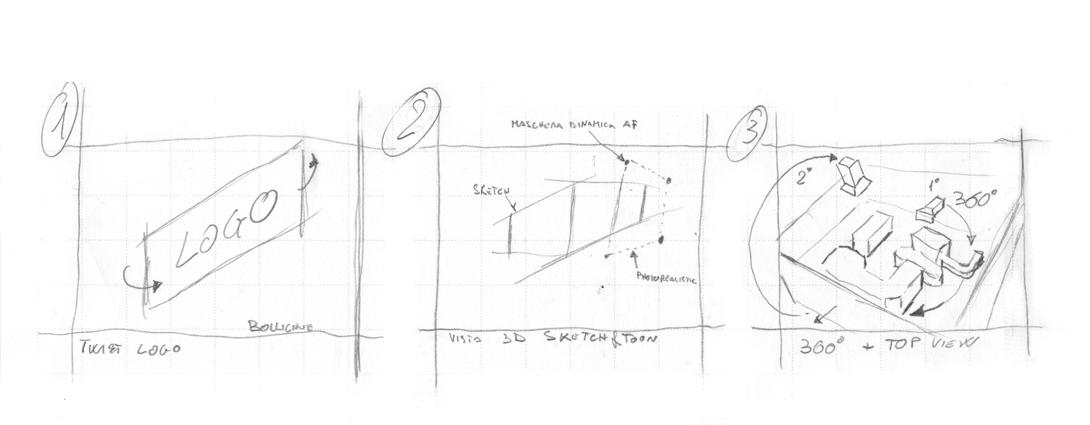 storyboard animazione 3d - Emmebistudio.com