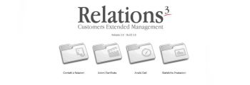 Nasce Relations3 CRM